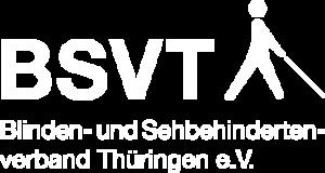 Logo des BSVT (weiß)