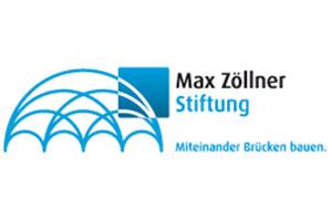 Logo Max Zöllner Stiftung