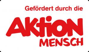 Logo - Gefördert durch die Aktion Mensch