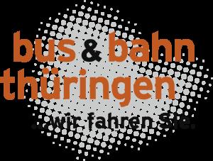 Logo Bus und Bahn Thüringen