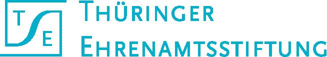 Logo der Thüringer Ehrenamtsstiftung