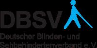 Logo des Deutschen Blinden- und Sehbehindertenverbandes e.V.